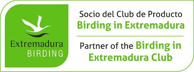Club Birding In Extremadura Membrete Socios